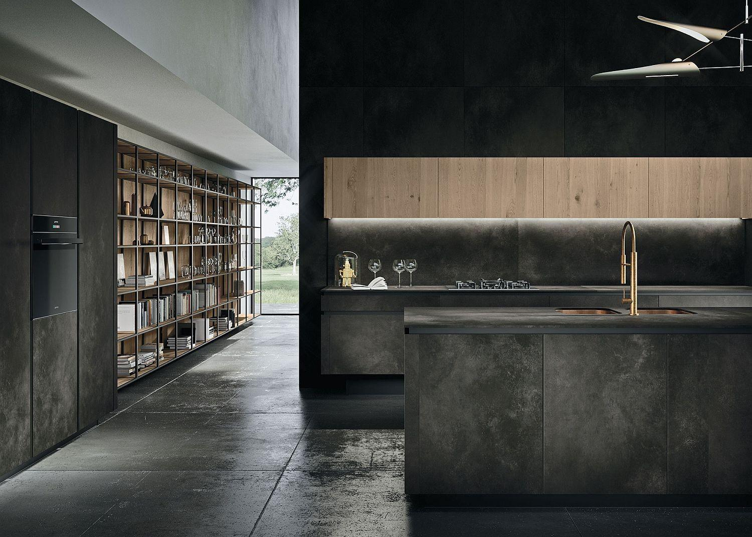 Minimalist Dream Polished Way Materia Kitchen