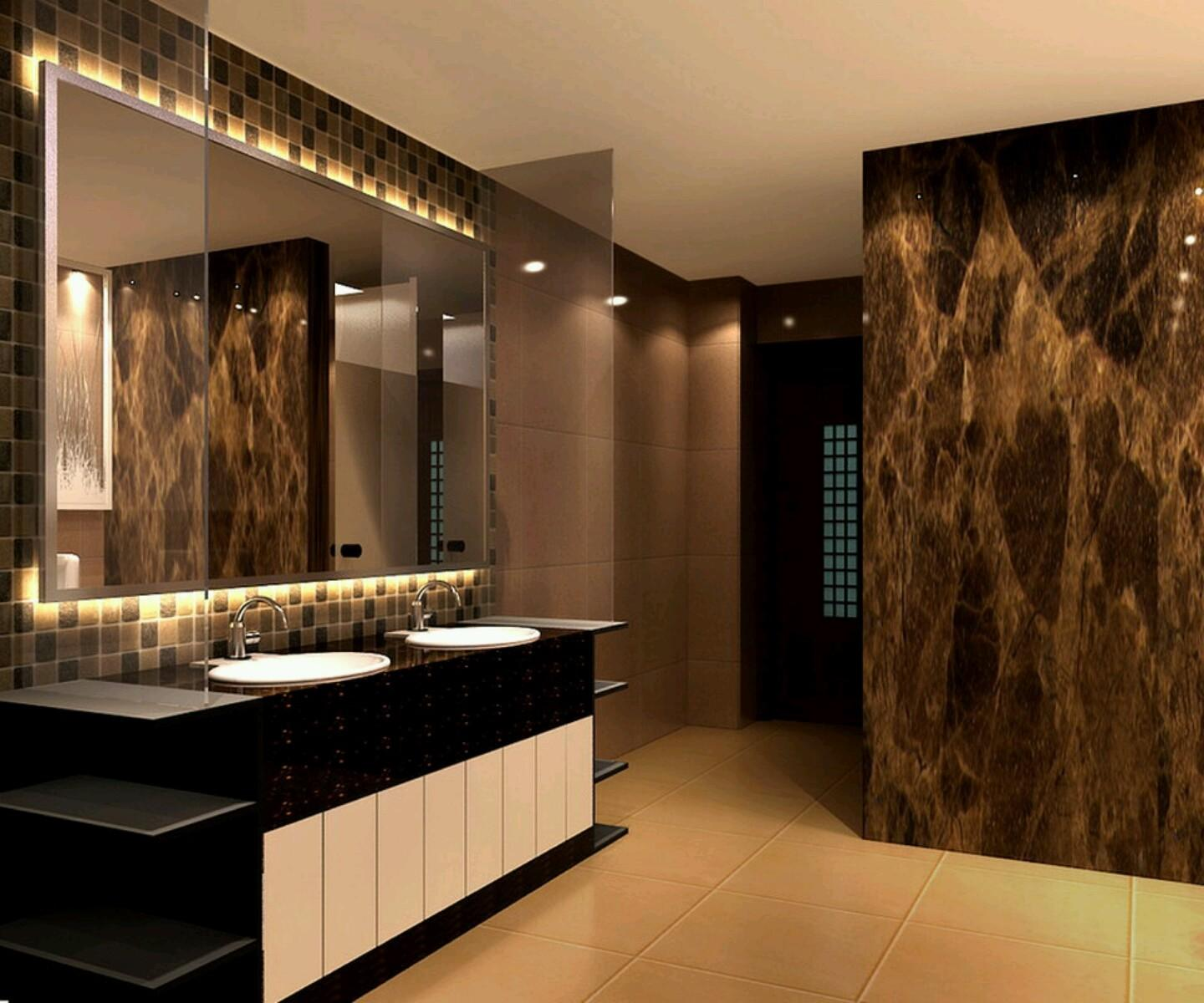 Minimalist Interior Design Ideas Luxury Modern Bathroom