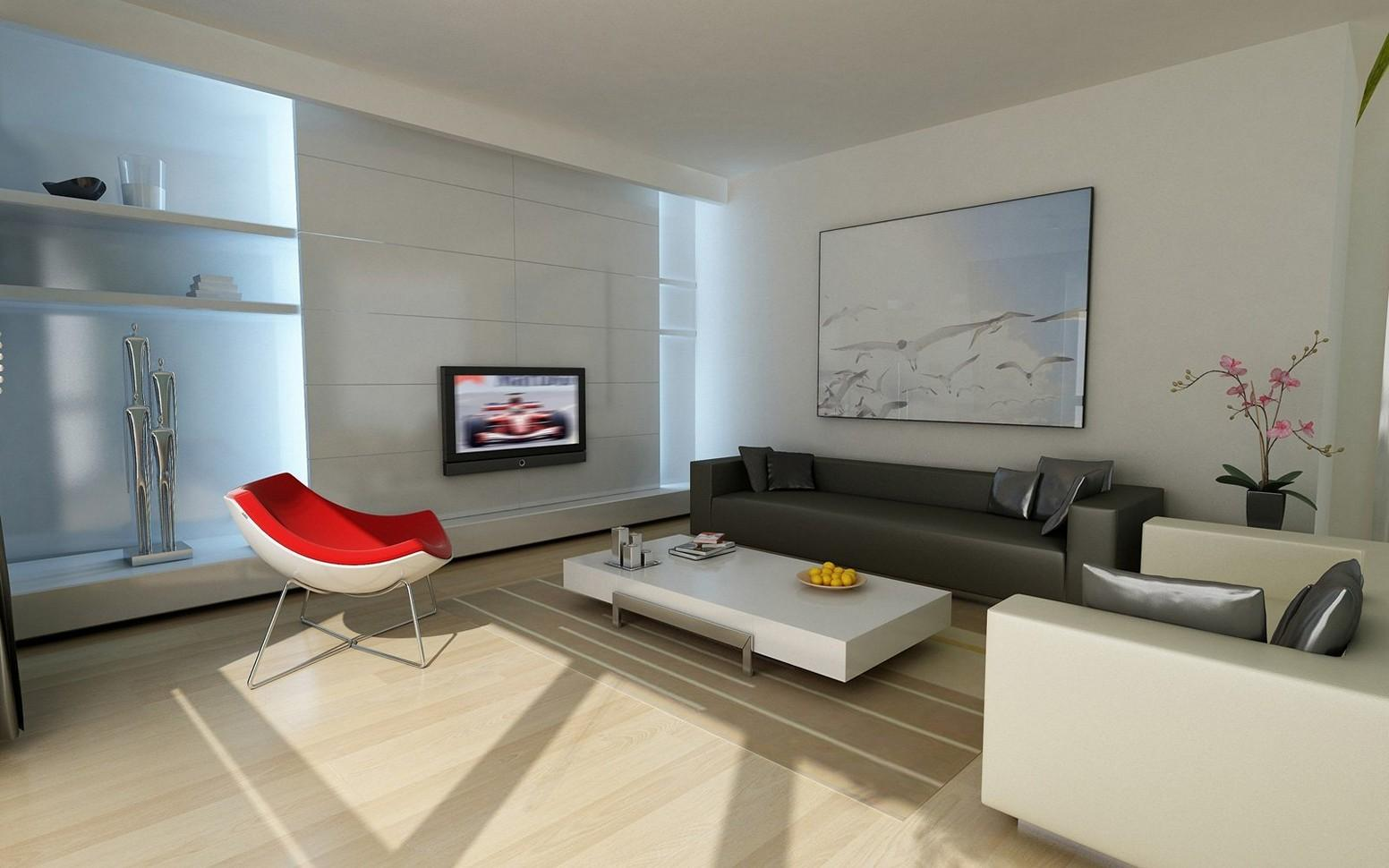 Minimalist Living Room Ideas Modern Small House