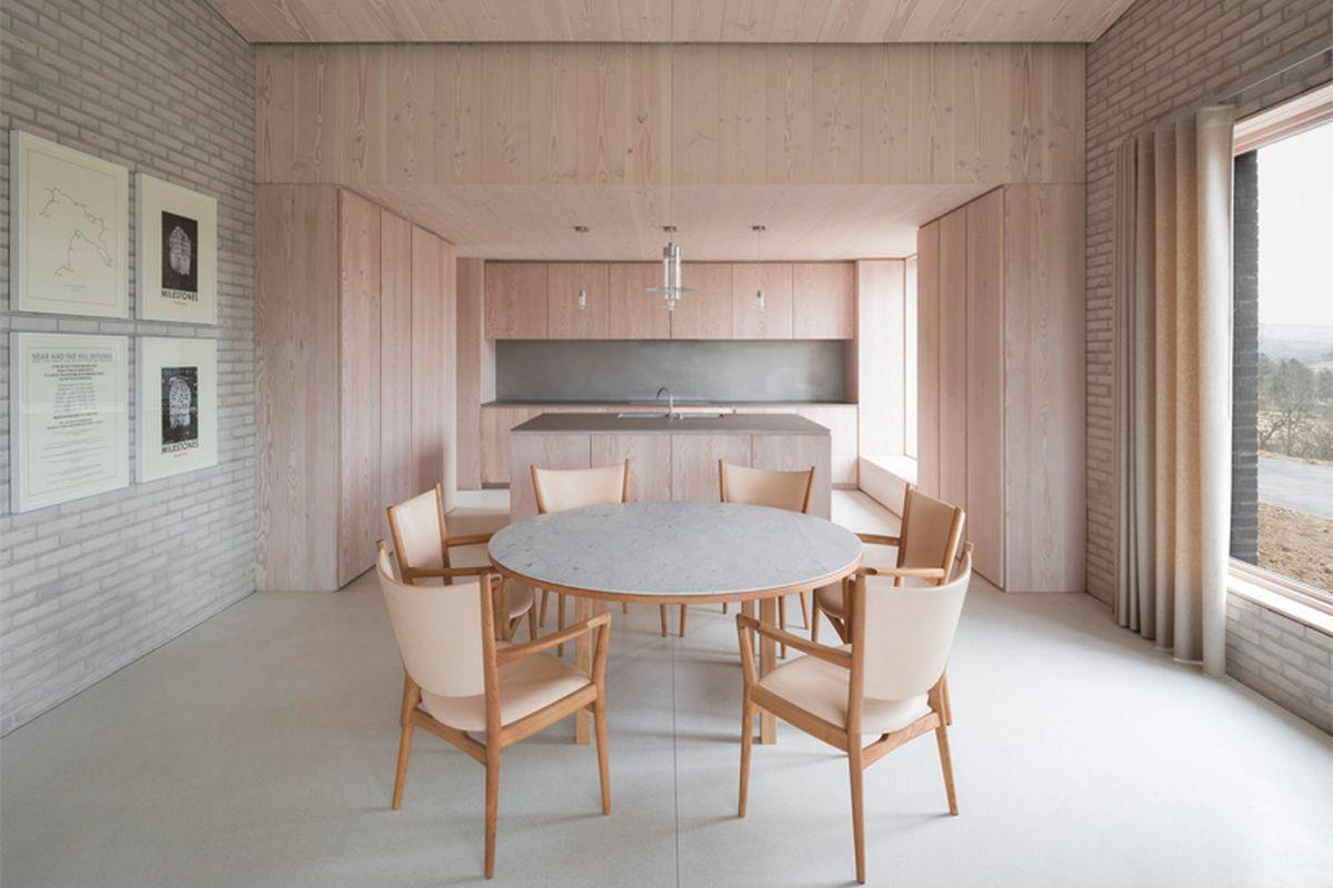 Minimalist Retreat Architect John Pawson Offers