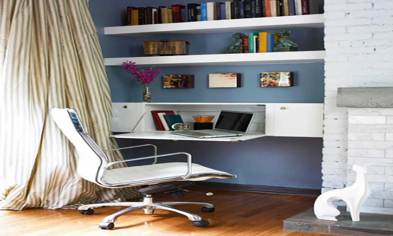 Minimalist Room Design Office Shelving Solutions Home