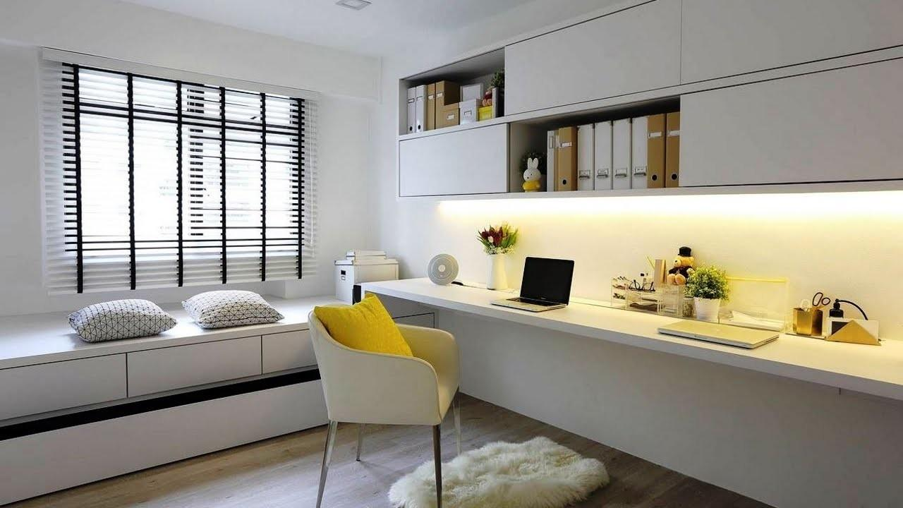 Minimalist Stylish Scandinavian Home Office Designs
