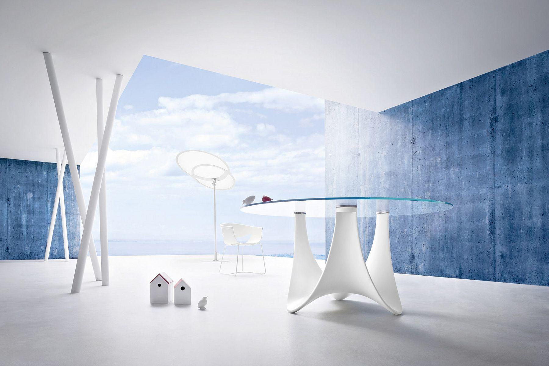 Minimum Advanced Outdoor Home Furniture Collection