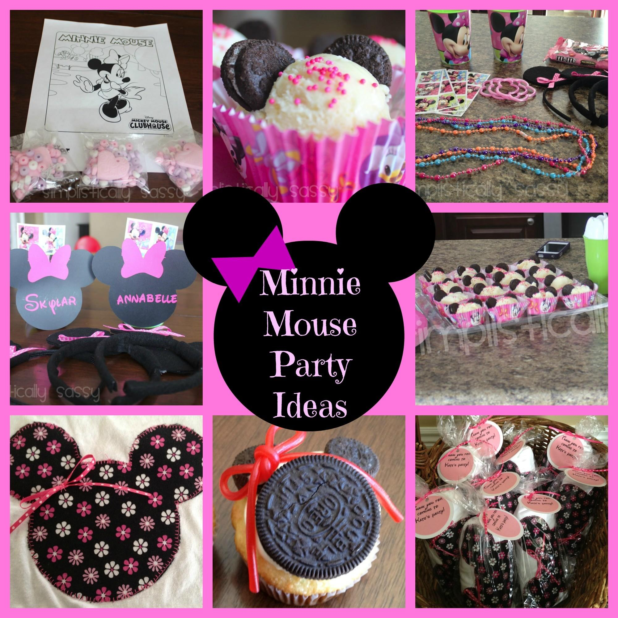 Minnie Mouse Birthday Party Archives Events Celebrate