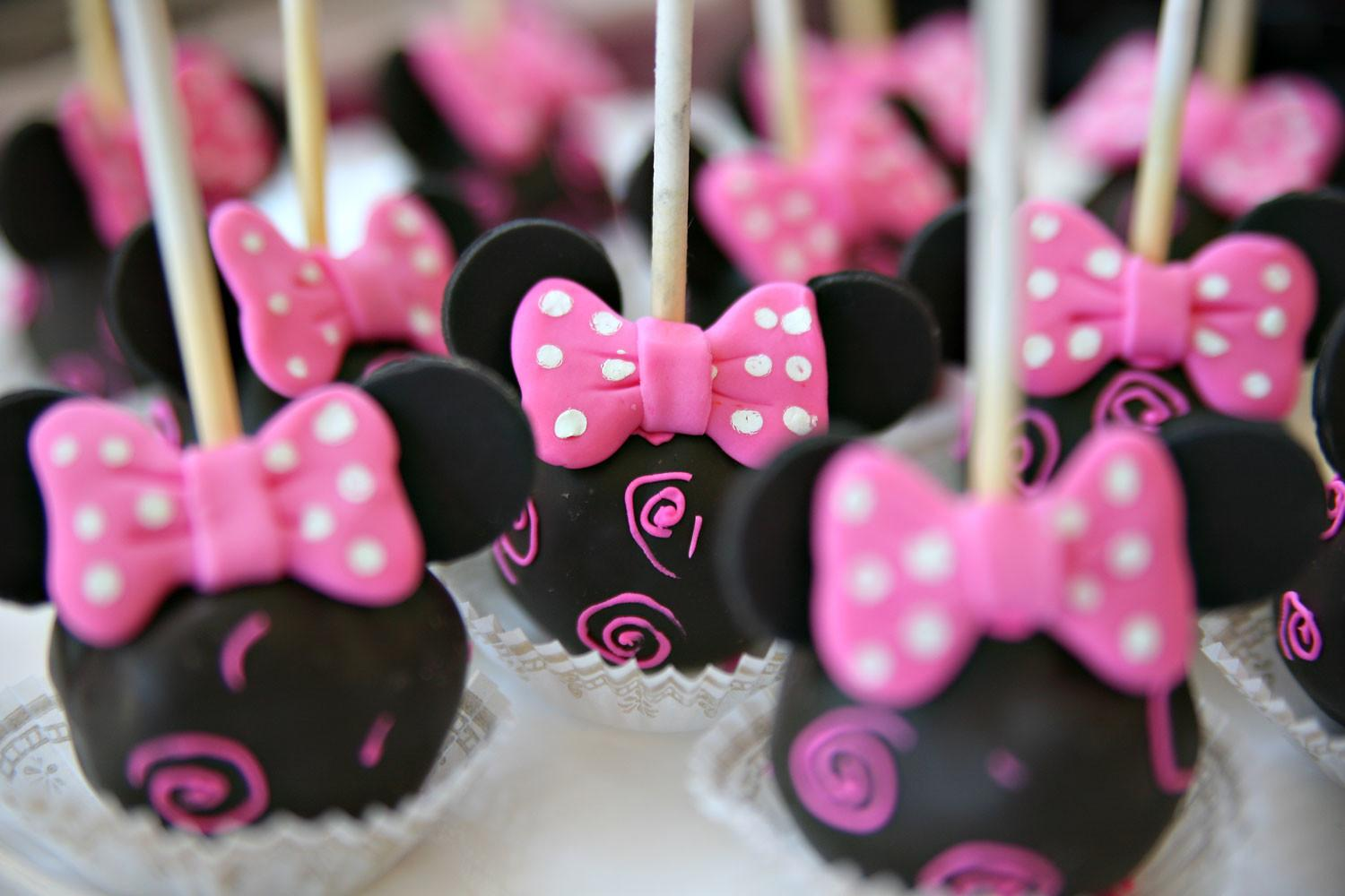 Minnie Mouse Birthday Party Food Passion Catering