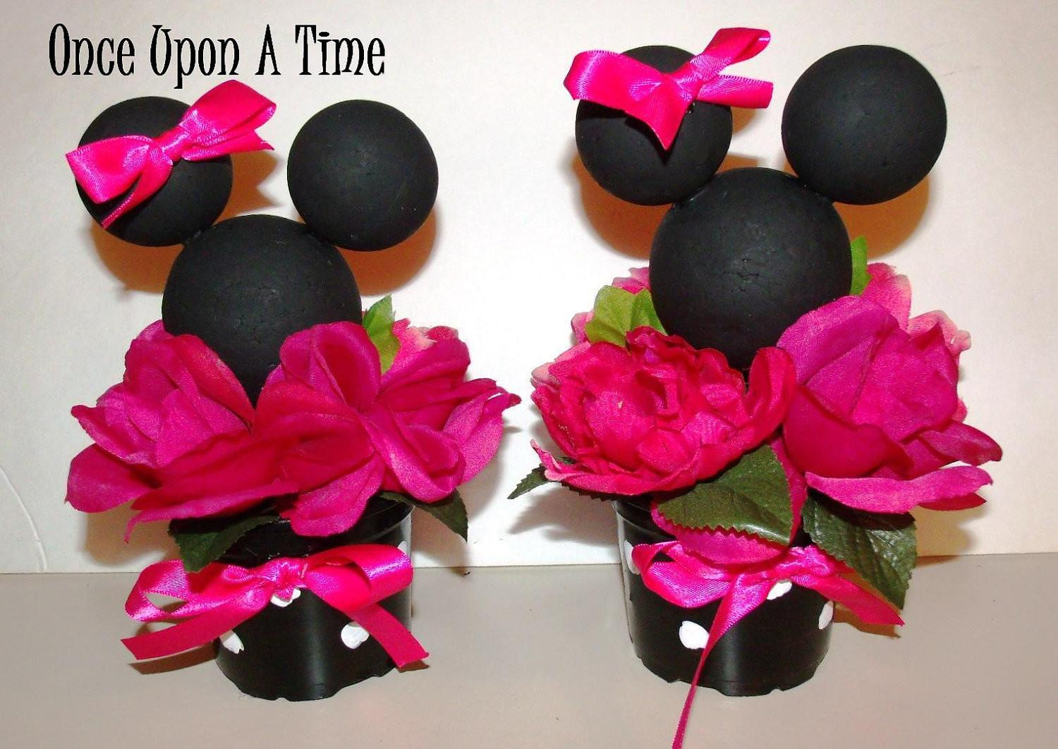 Minnie Mouse Party Decorations Onceuponatimeshoppe