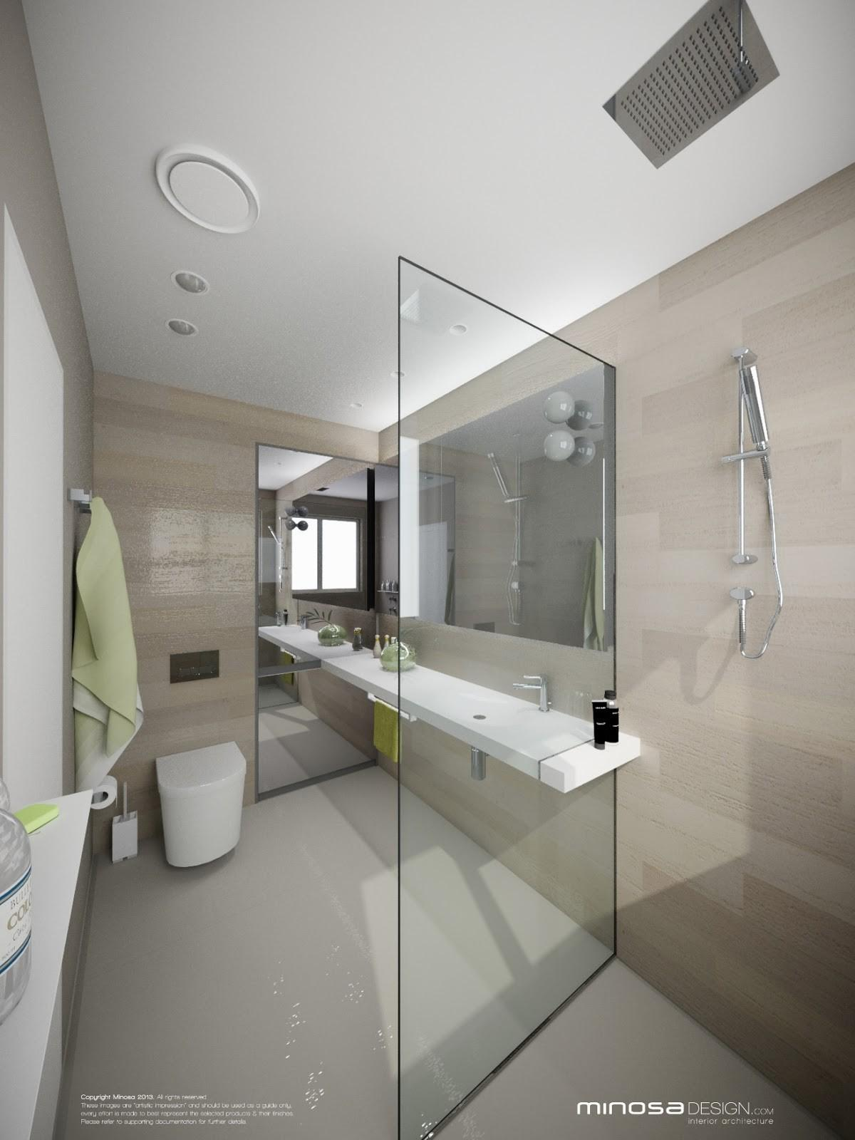 Minosa Bringing Back Modern Bathroom