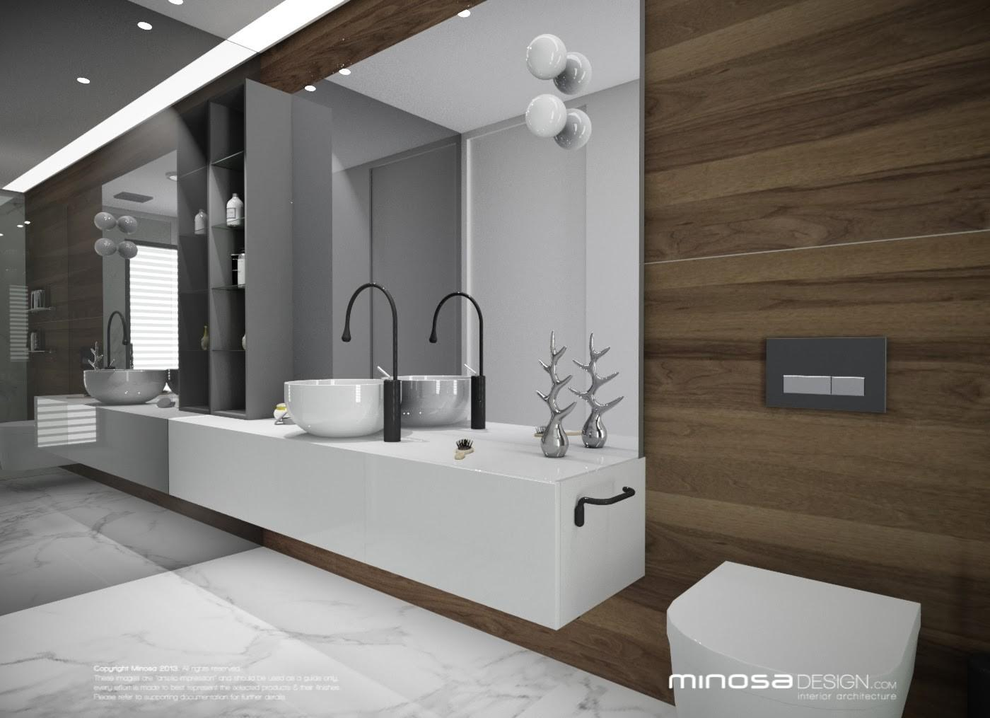 Minosa Luxury Bathroom Design