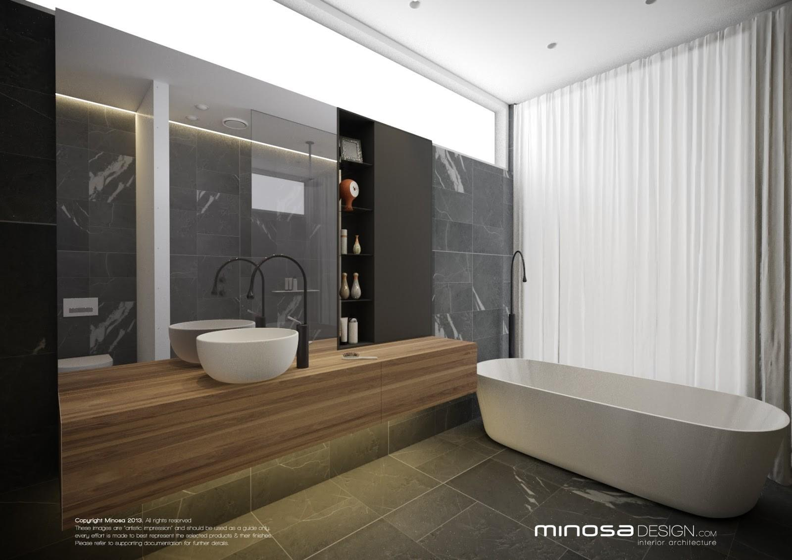 Minosa Modern Bathroom Design Share