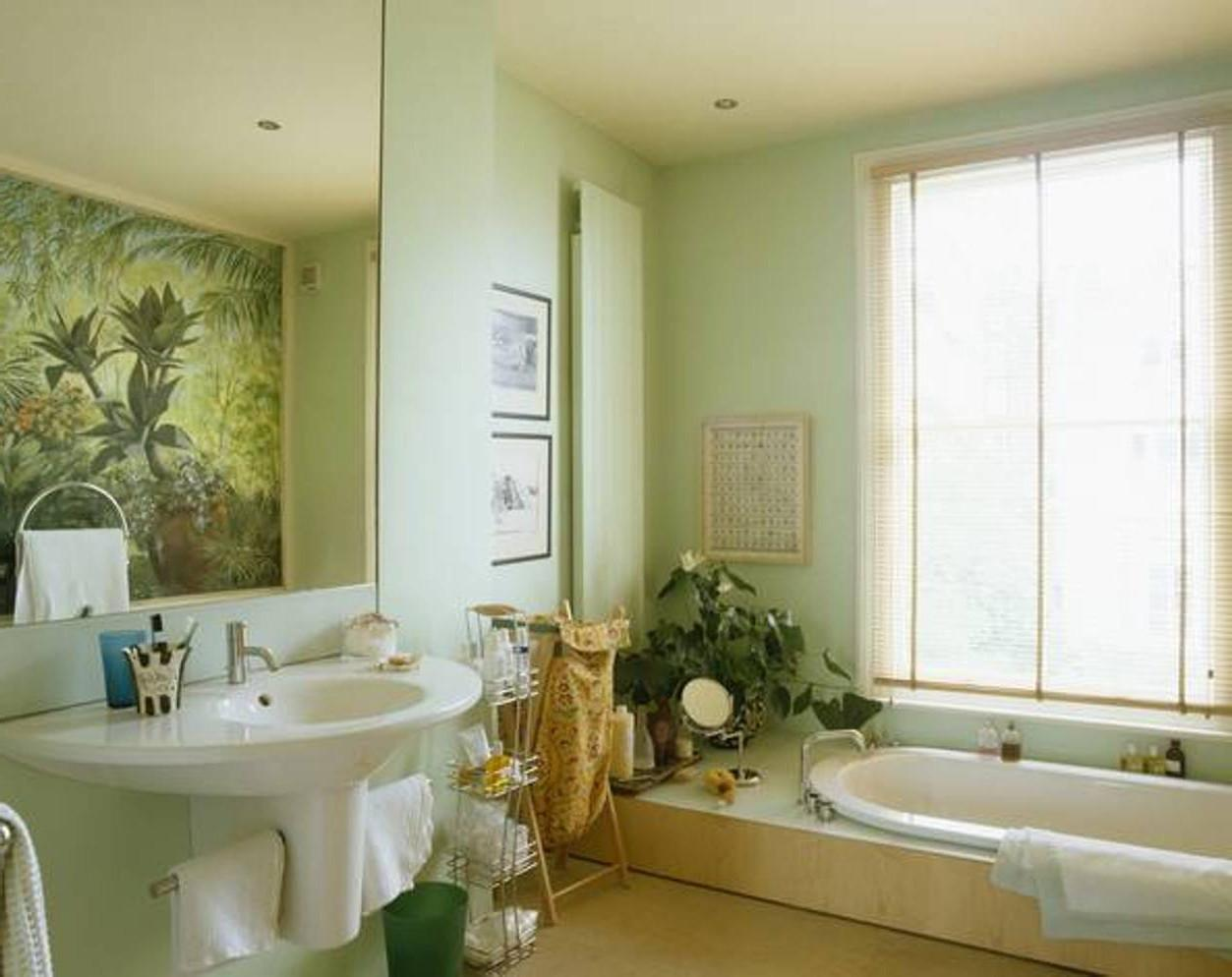 Mint Green Bathroom Ideas Home Combo
