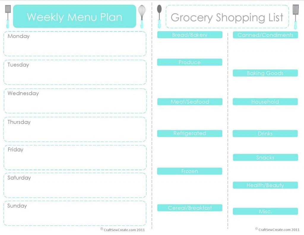 Minute Challenge Weekly Meal Planning Moms