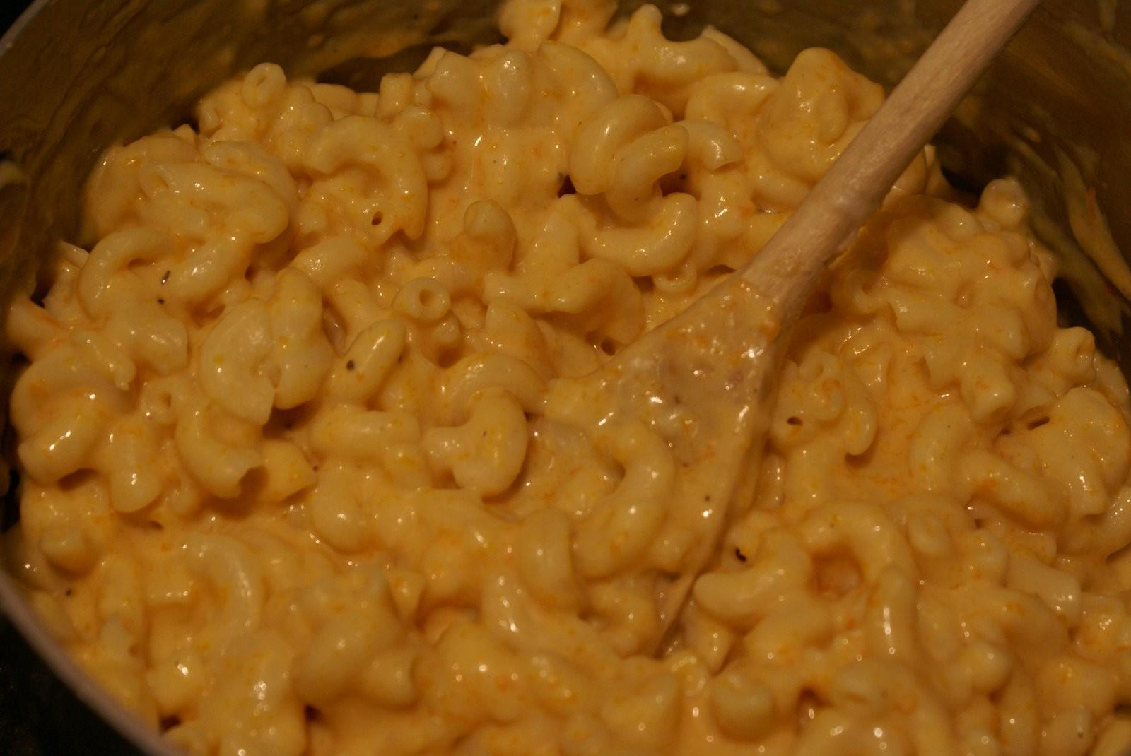 Minute Homemade Mac Cheese Recipe Dishmaps