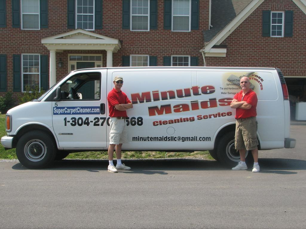 Minute Maids Carpet House Cleaning Martinsburg