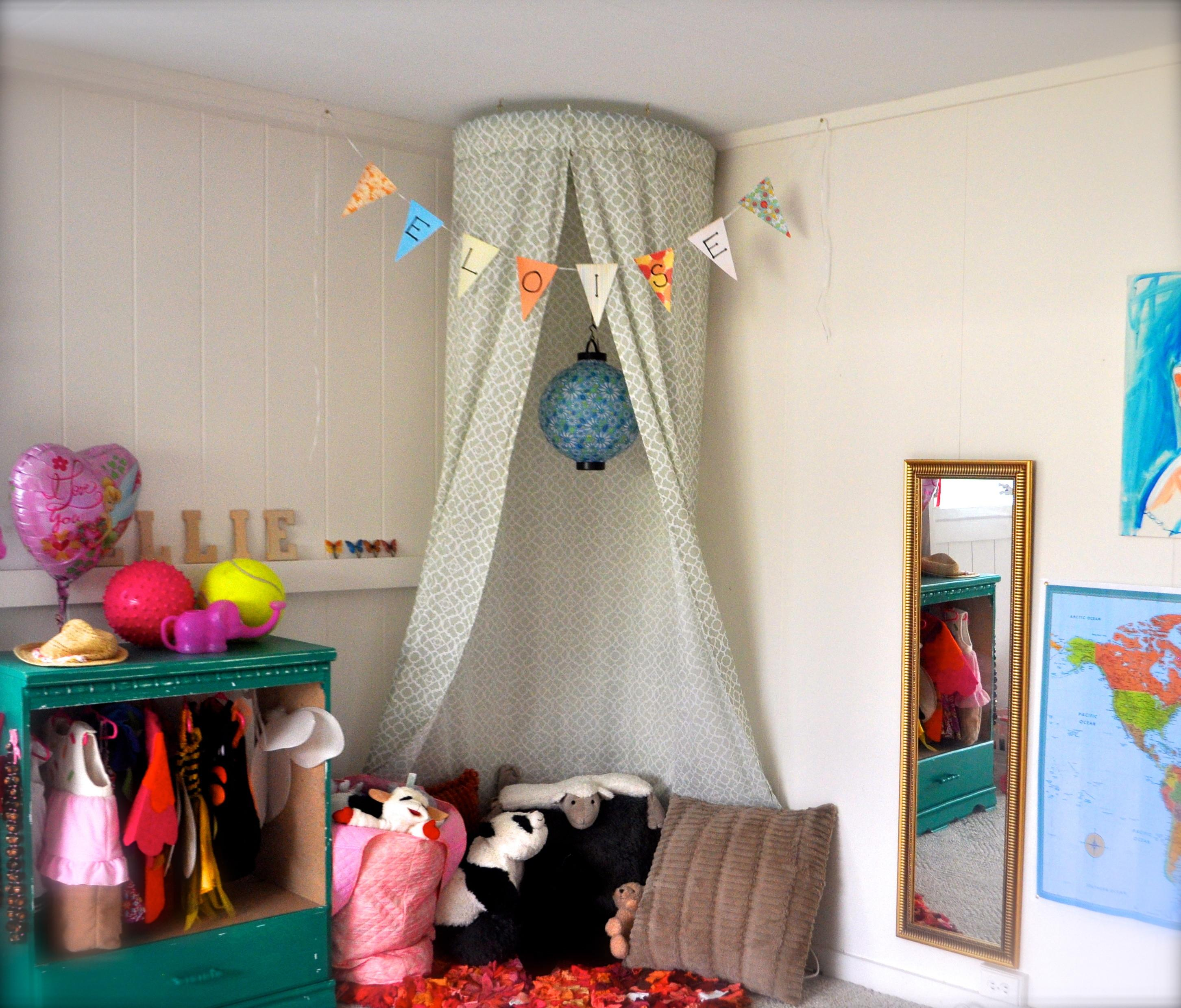 Minute Sew Kid Canopy Four Moms