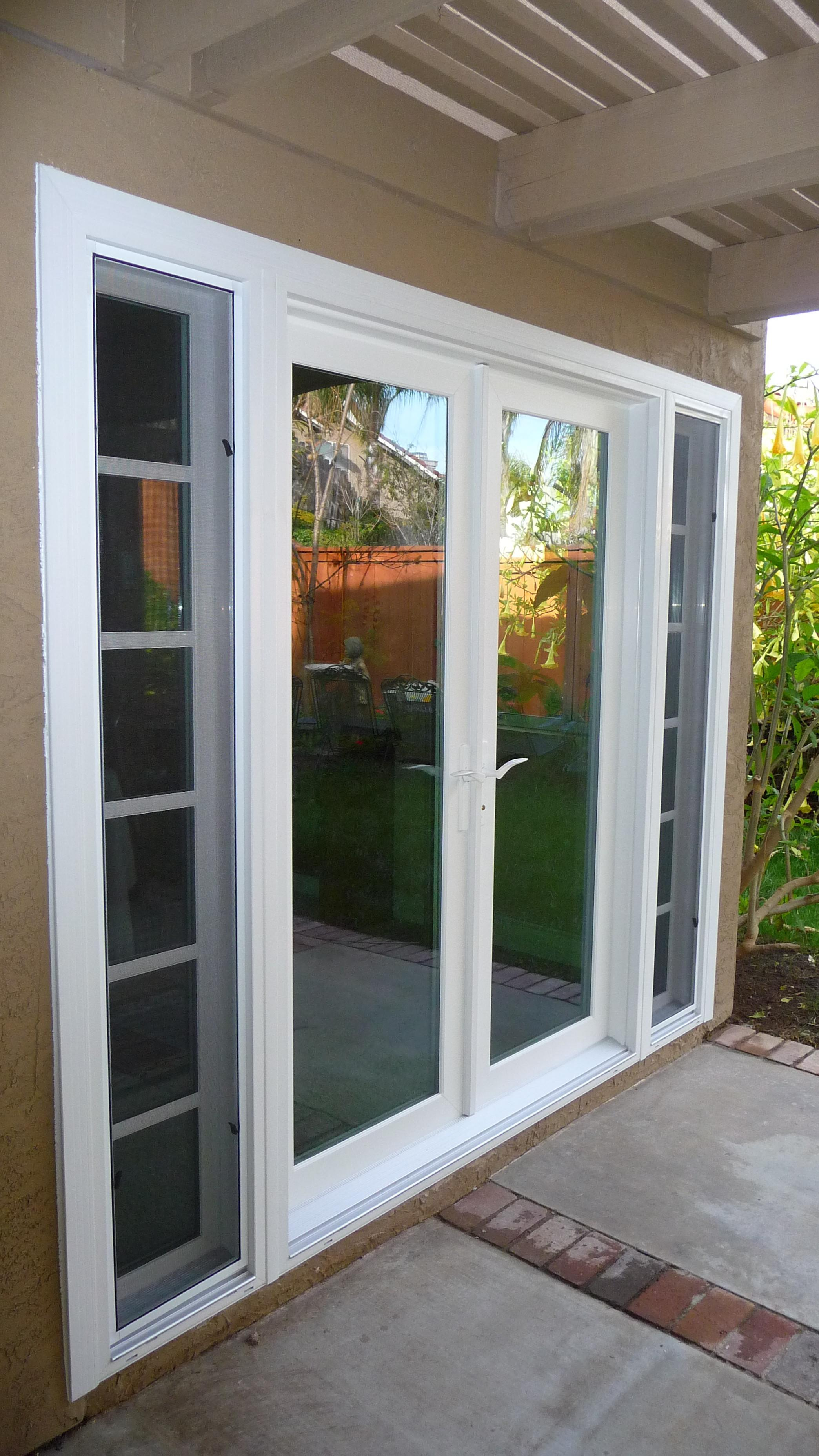 Miraculous Vinyl French Doors Together Home Design