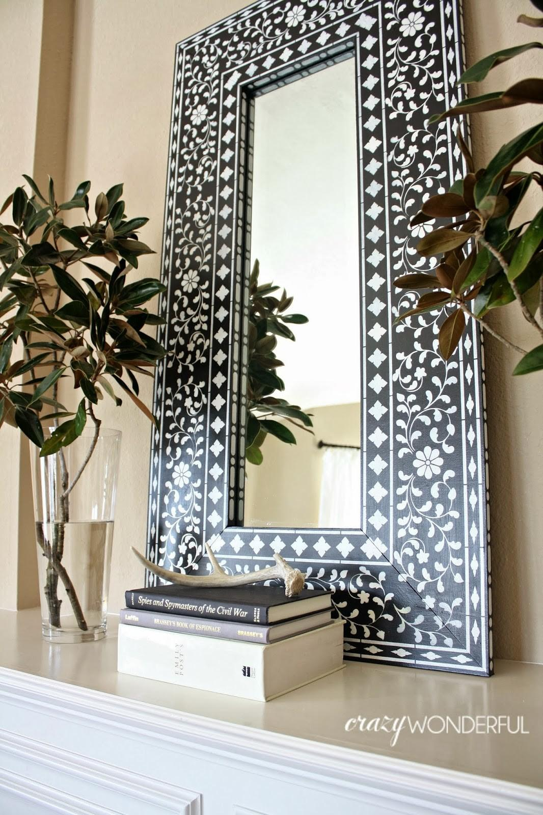 Mirror Decorating Ideas Fotolip Rich