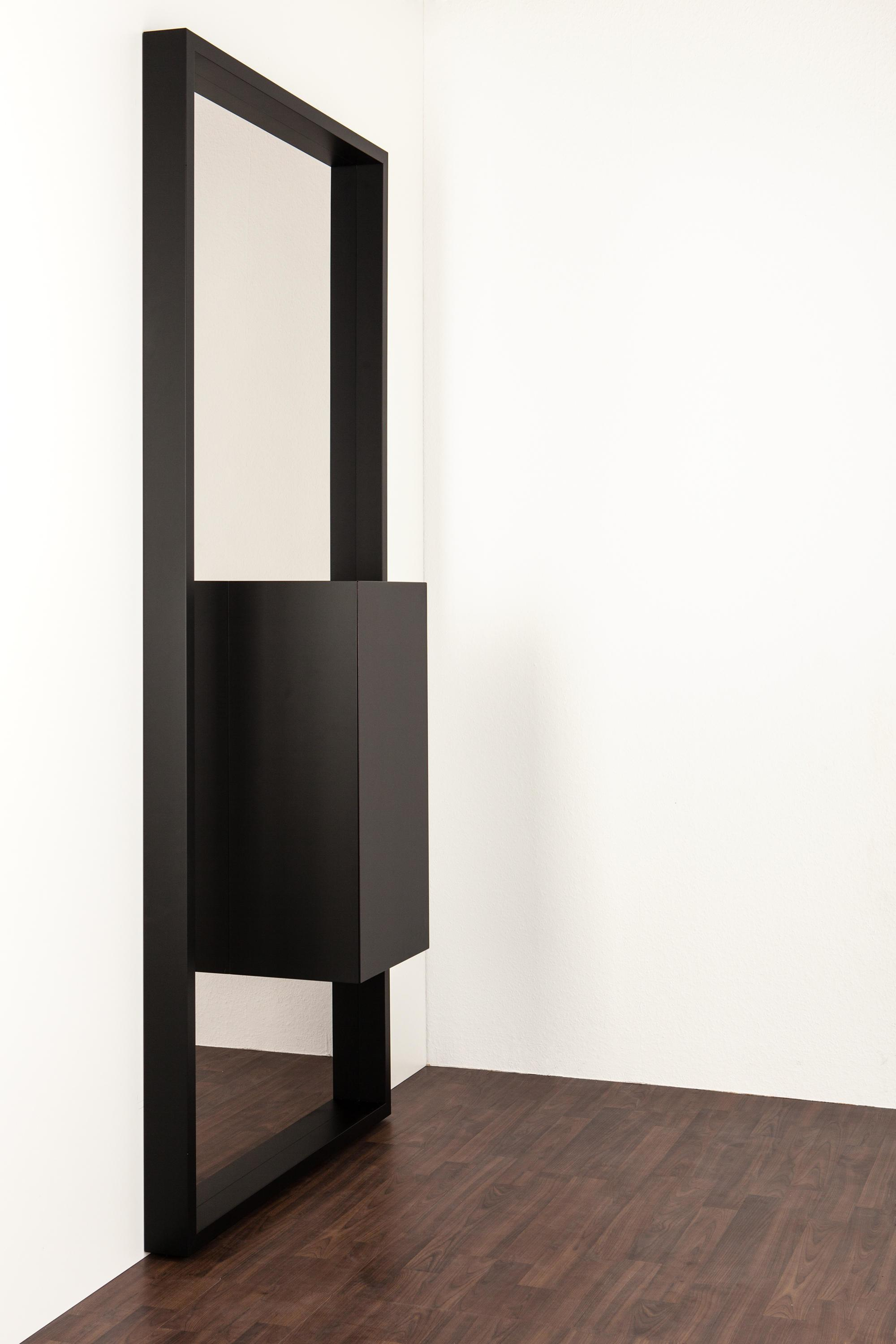 Mirror Furniture Lockers Frech Collection