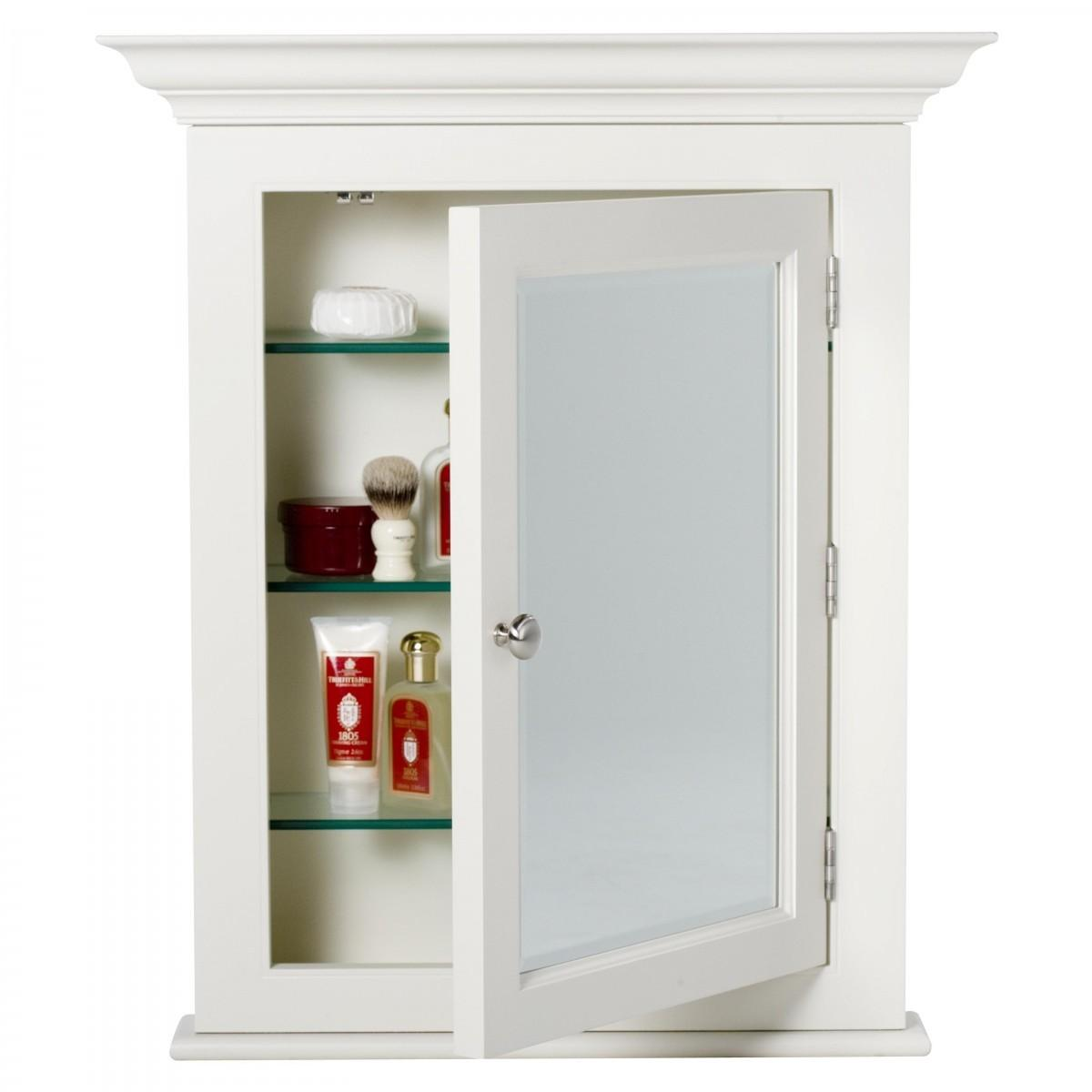 Mirrored Medicine Cabinets Recessed Awesome