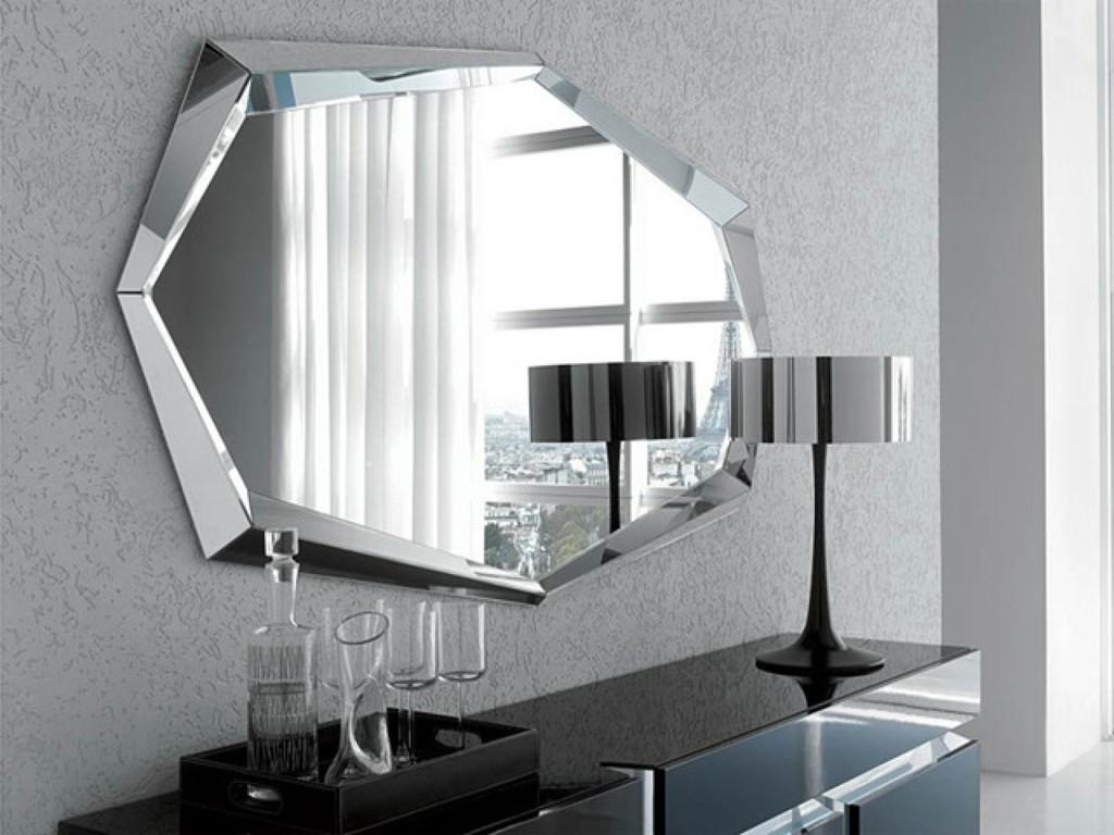 Mirrors Outstanding Modern Wall All