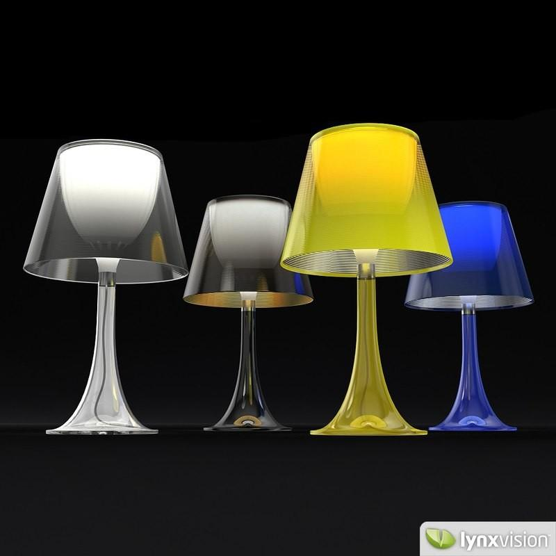 Miss Table Lamp Max
