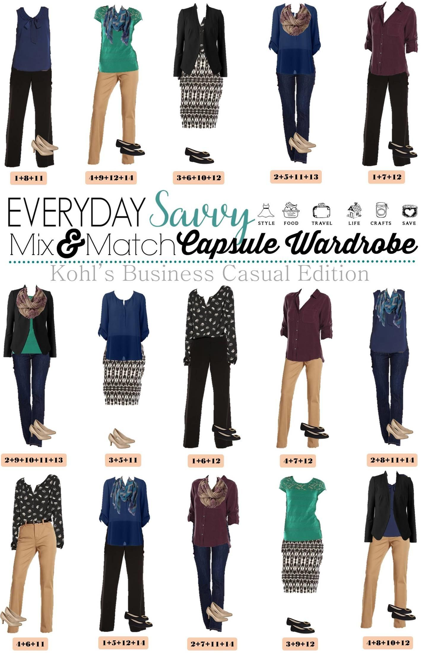 Mix Match Business Casual Outfits Target