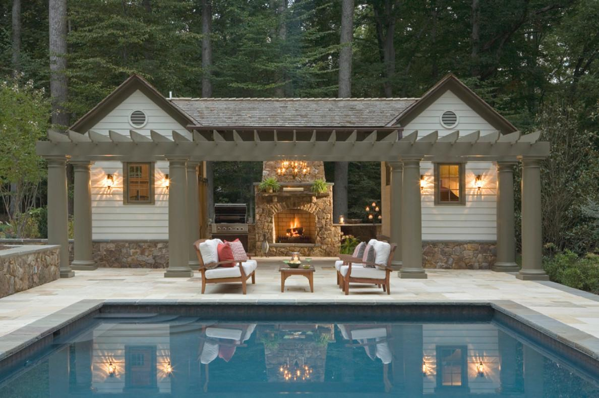 Mix Pool House Decosee