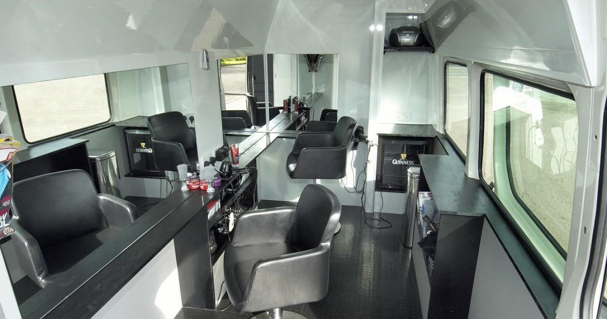 Mobile Crafter Barber Shop