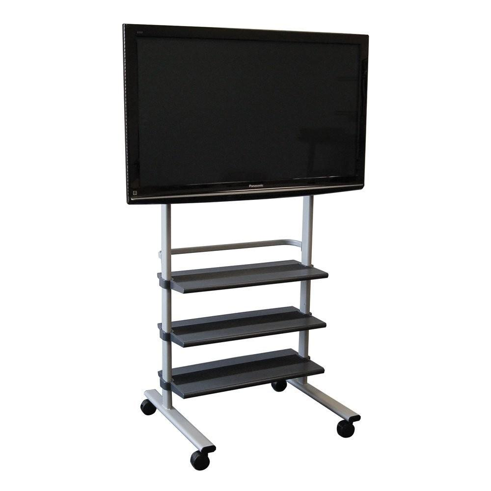 Mobile Stand Wheels Lcd Plasma Led Monitor