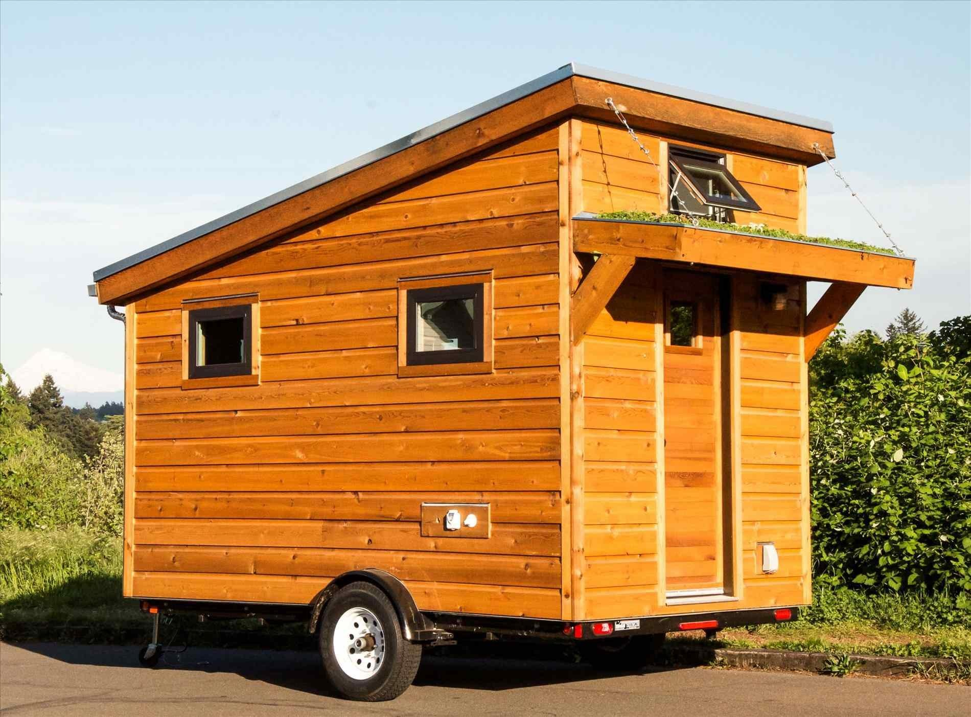 Mobile Tiny House Design Arch Dsgn