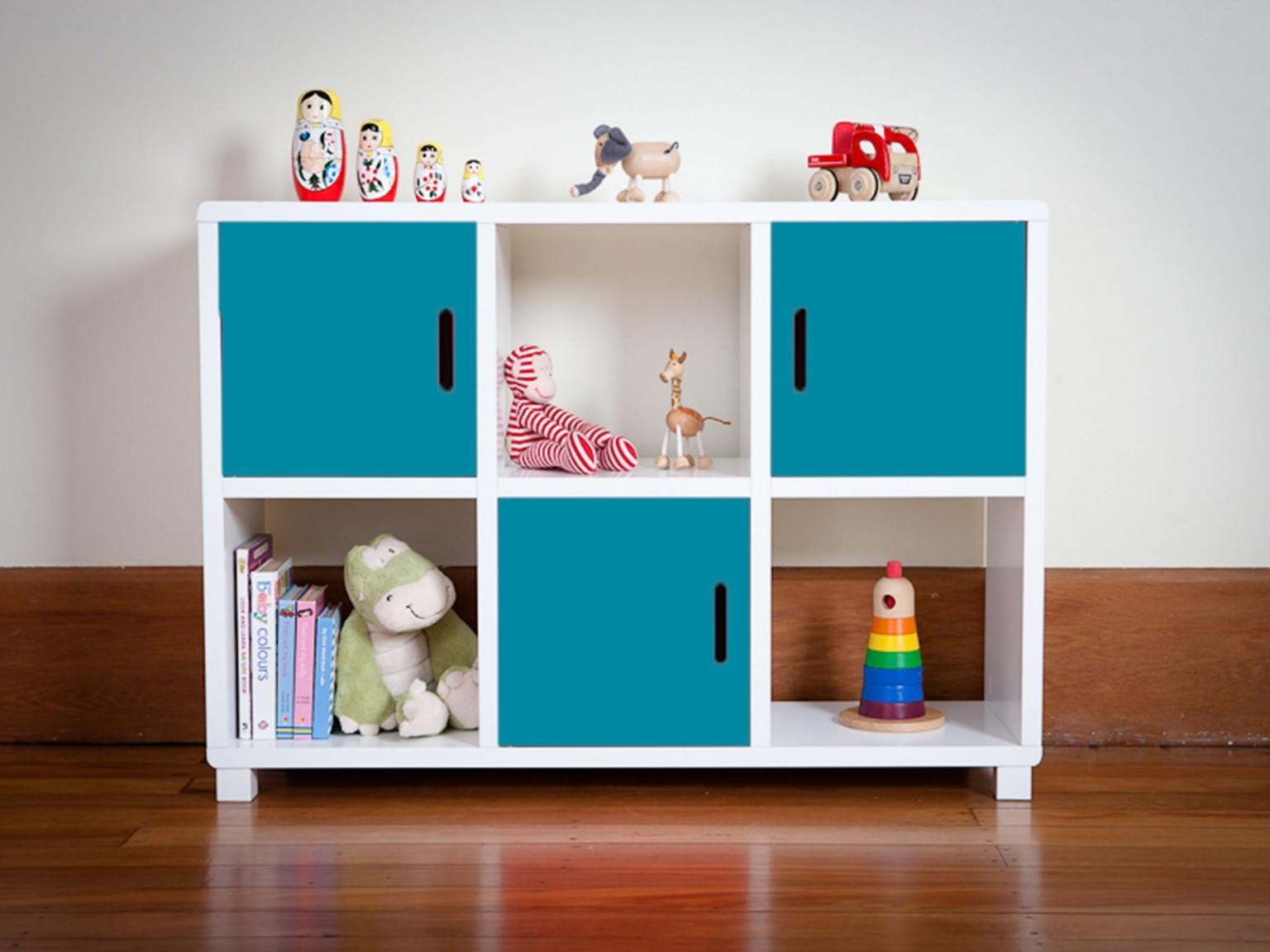 Mocka Cube Storage Unit Solution