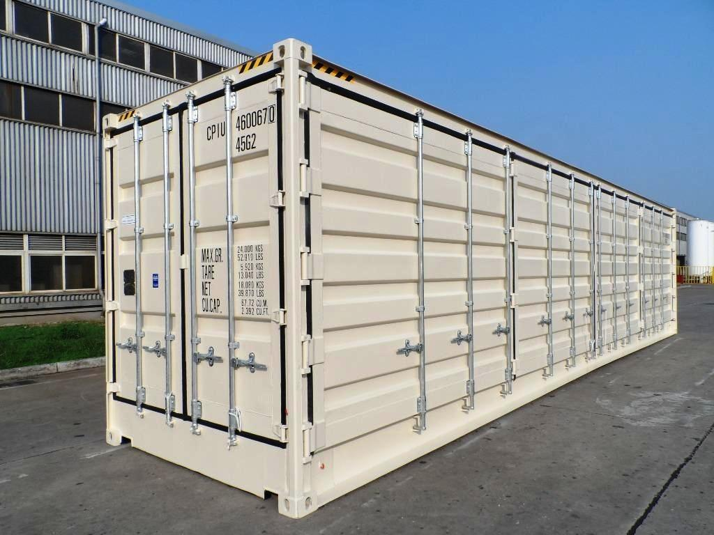 Modalart Shipping Storage Containers