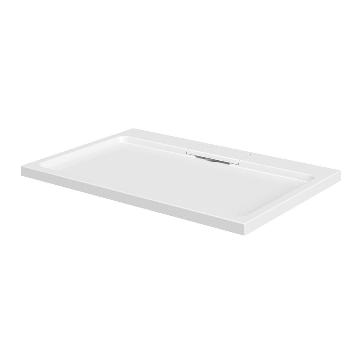 Mode Designer Rectangular Stone Shower Tray Victoriaplum