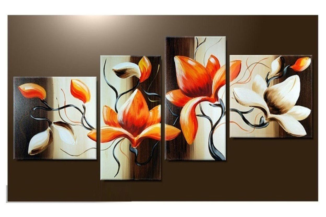 Modern Abstract Huge Wall Art Oil Painting Canvas