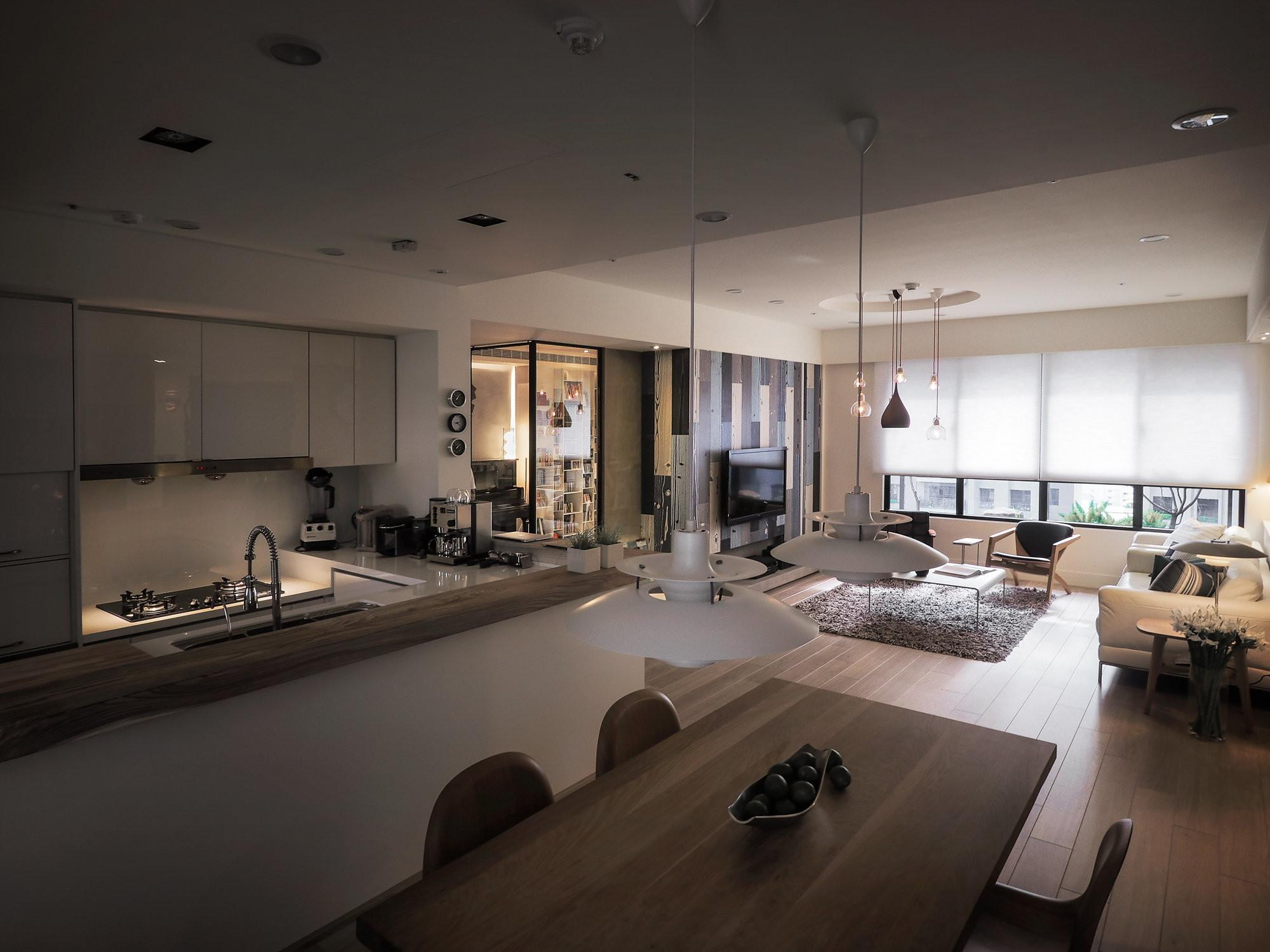 Modern Apartment European Style Taiwan