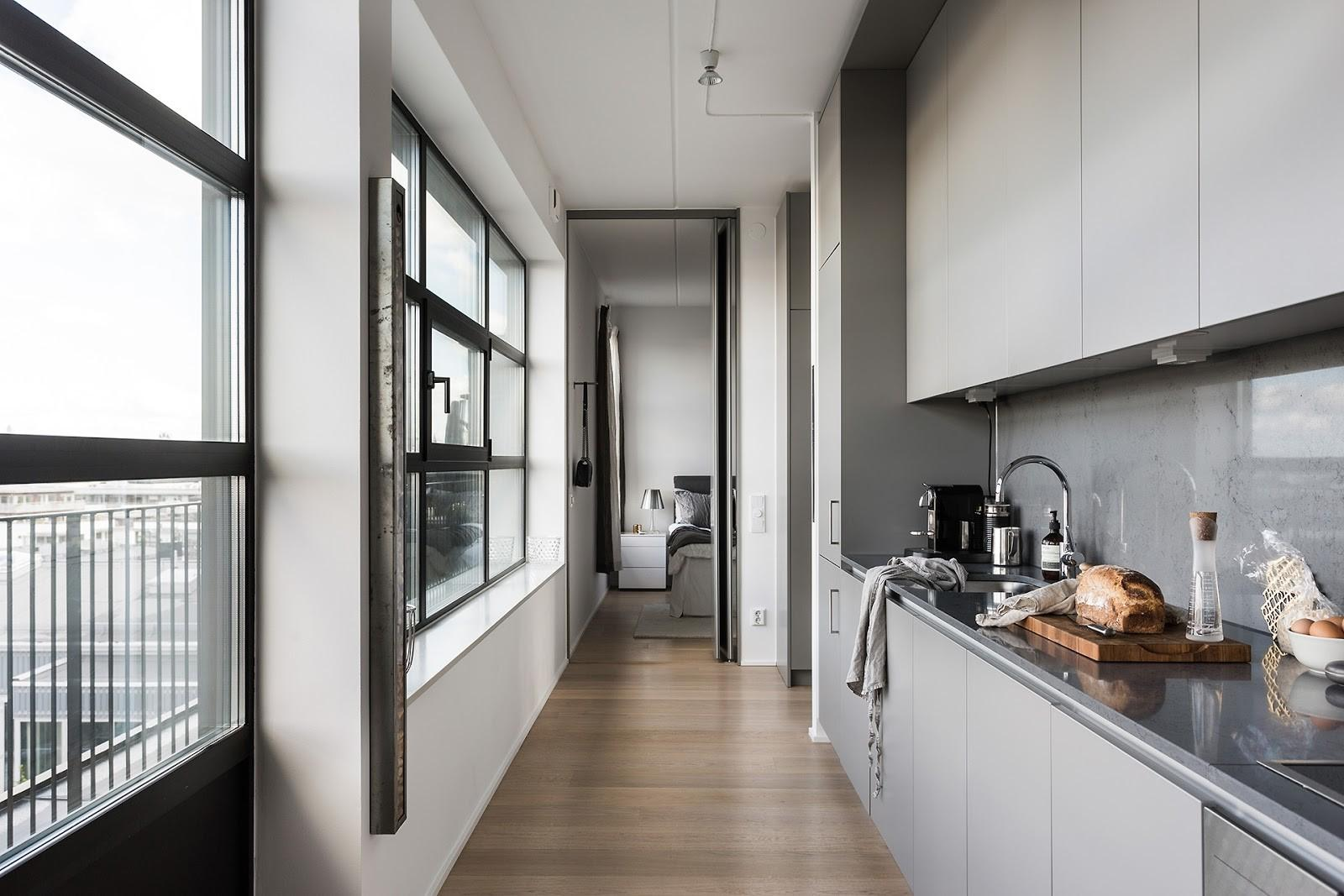 Modern Apartment Neutral Colors