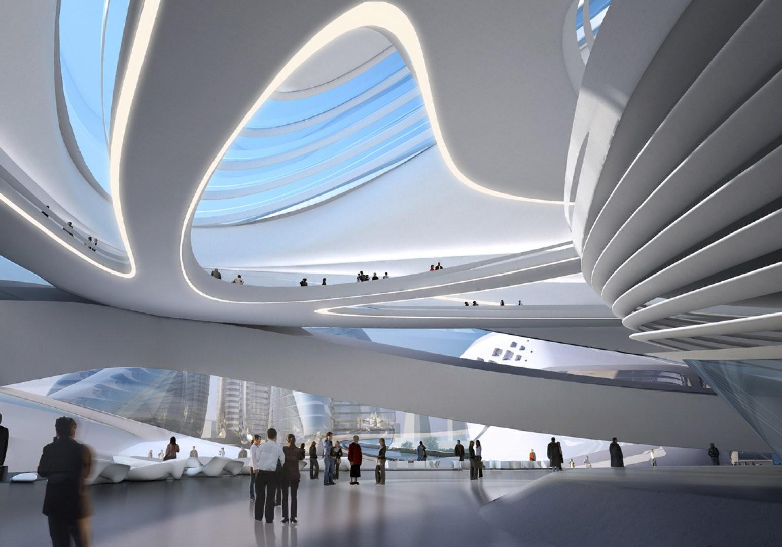 Modern Architecture Zaha Hadid Architects