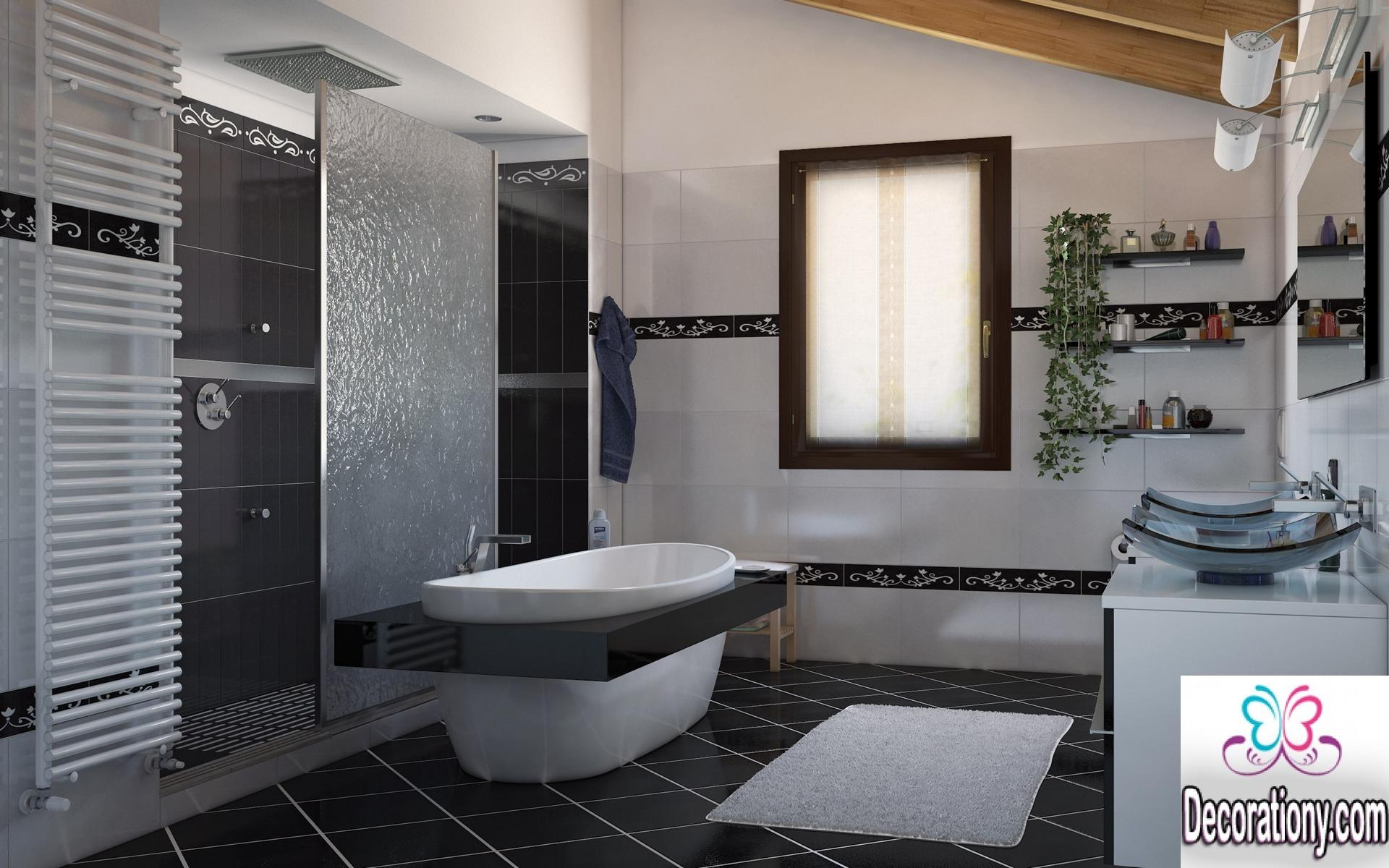 Modern Bathroom Design Trends 2017 Decorationy