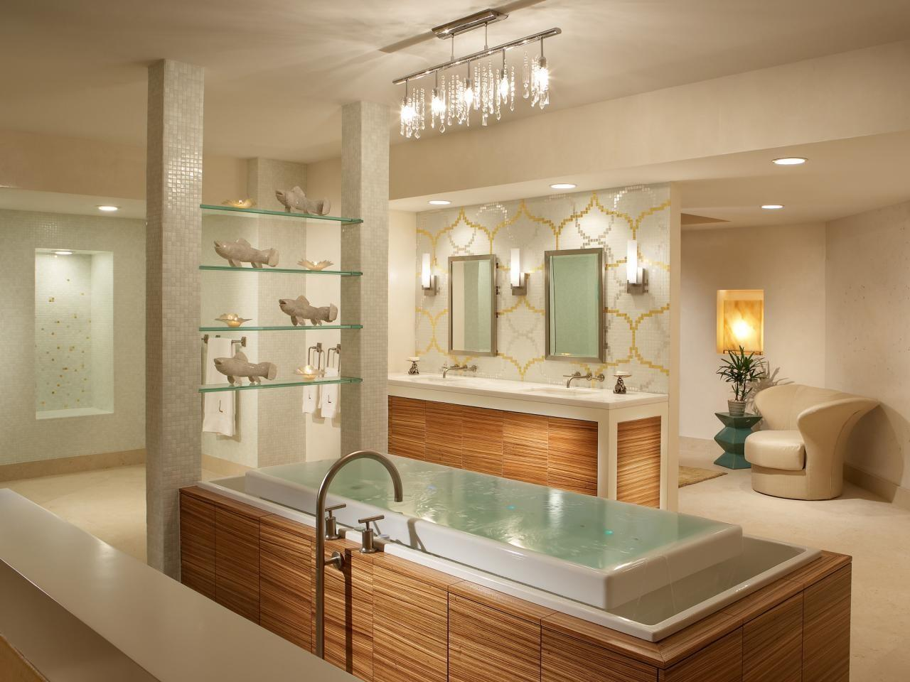 Modern Bathroom Lighting