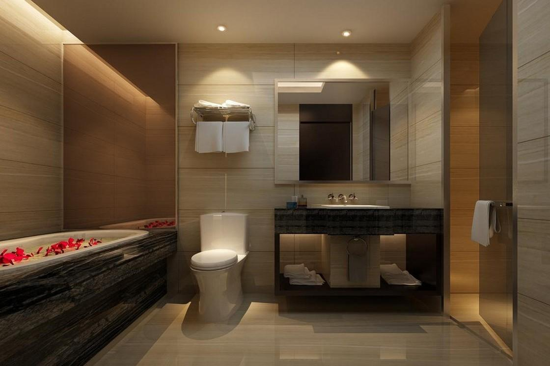 Modern Bathroom Minimalist Design