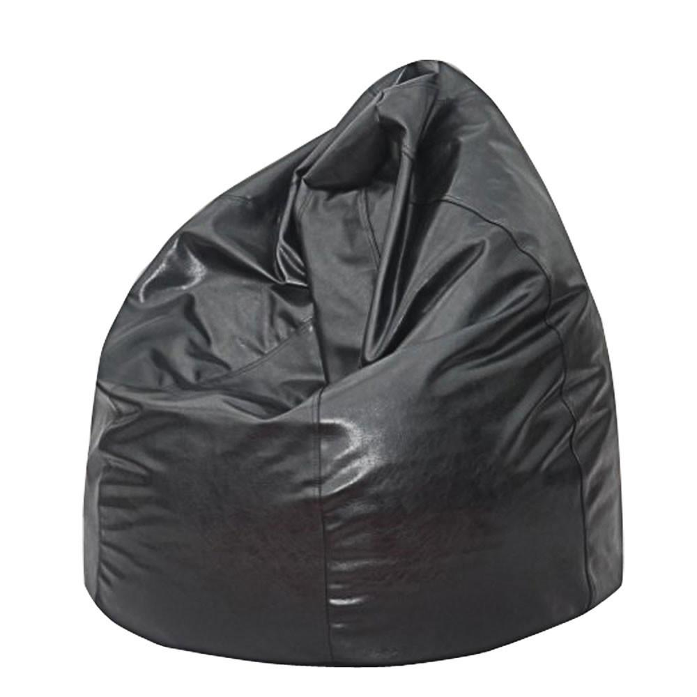 Modern Bean Bag Pear Chair Black Mbb771ab