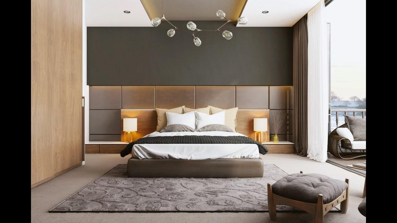 Modern Bedroom Design Ideas 2018 Decorate