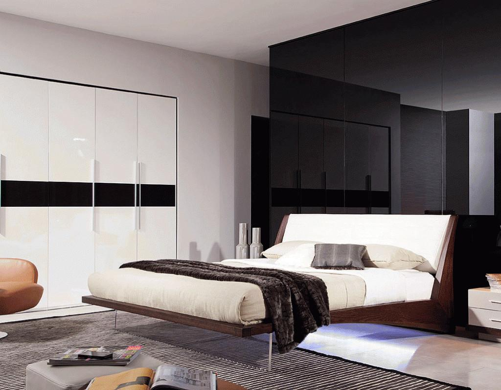 Modern Bedroom Design Ideas Cool Floating Bed Fnw