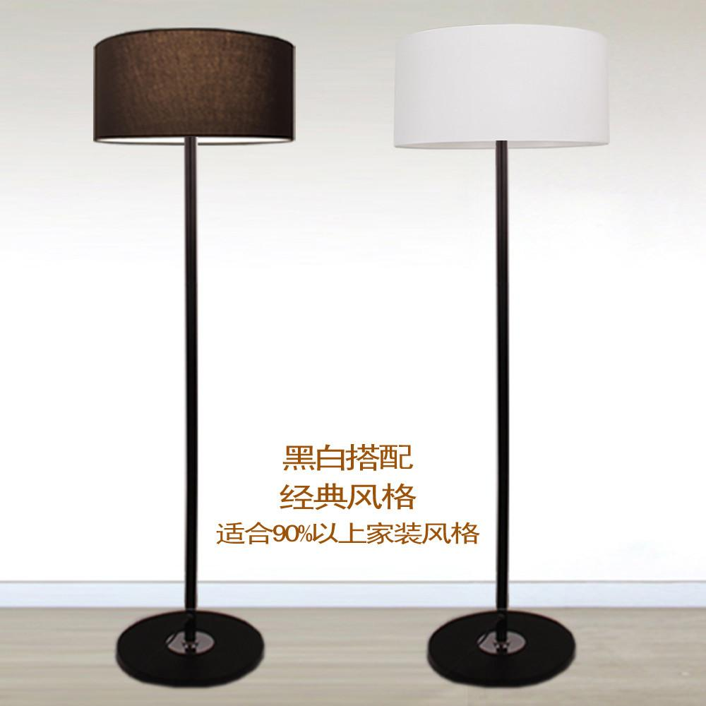 Modern Bedroom Floor Also Standing Lamps