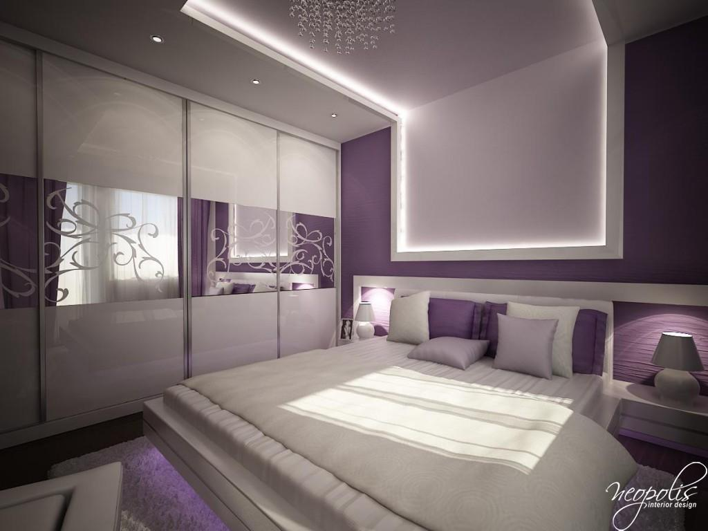 Modern Bedroom Interior Design Beautiful Home Interiors
