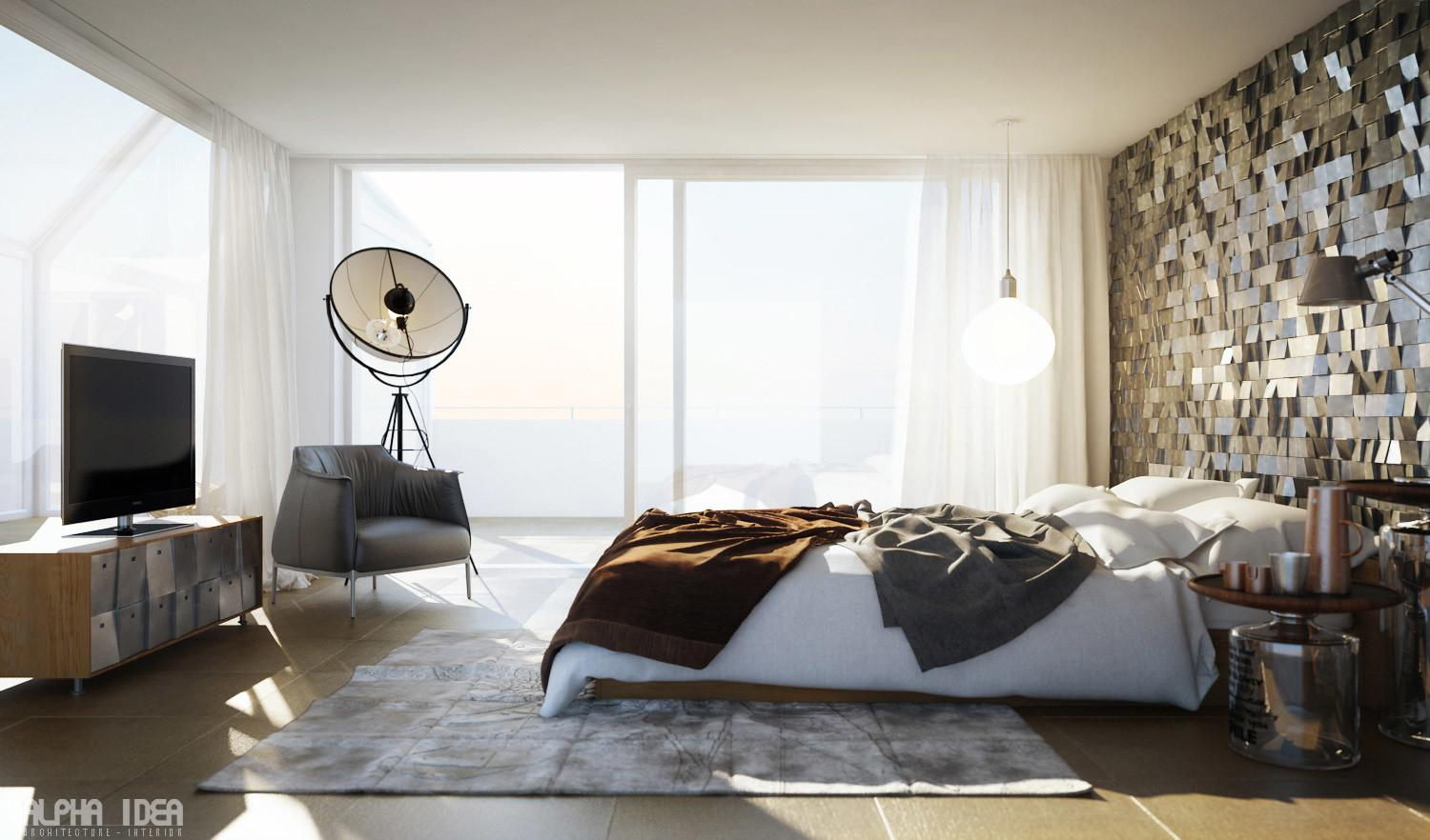 Modern Bedroom Interior Inspiration Decobizz