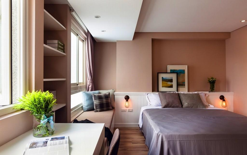 Modern Bedroom Paint Colors Relaxing Color Schemes