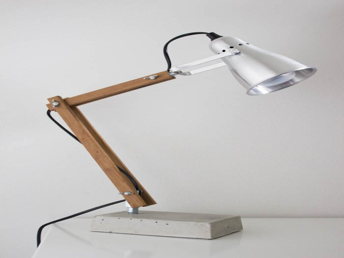 Modern Bedside Lamp Diy Reading