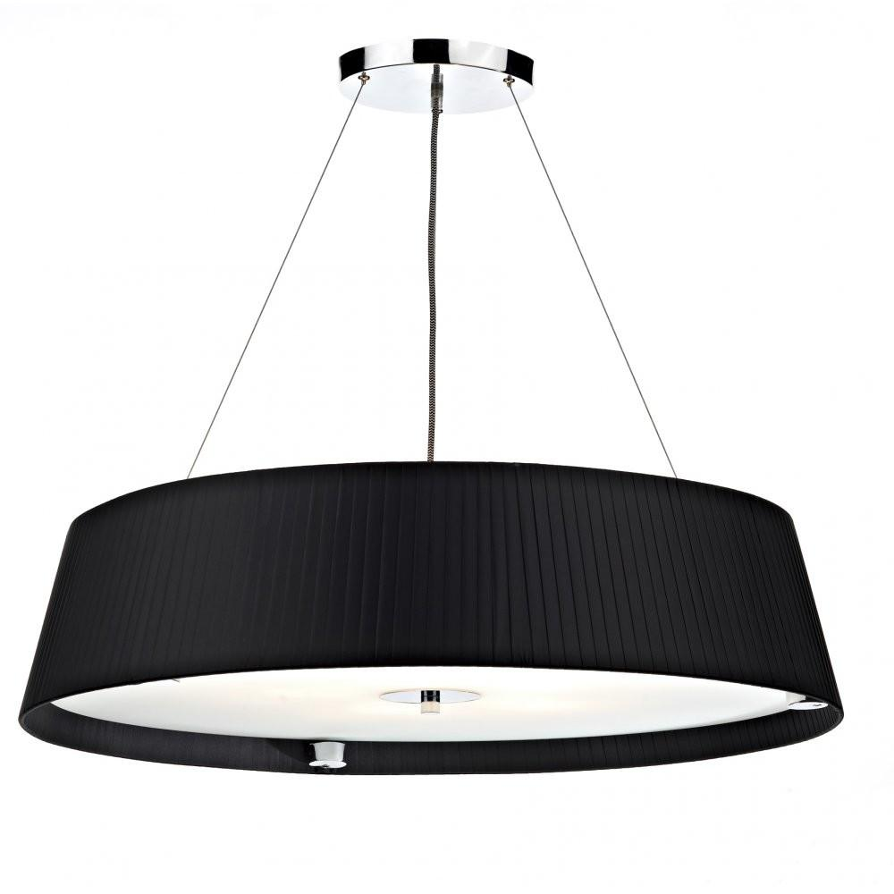 Modern Black Ceiling Pendant Light Suspended Wires