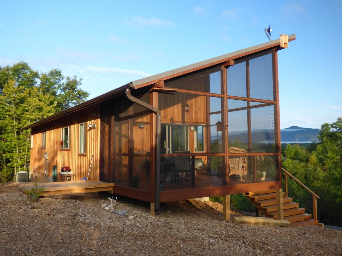 Modern Cabin Hills Simply Home Small House Bliss