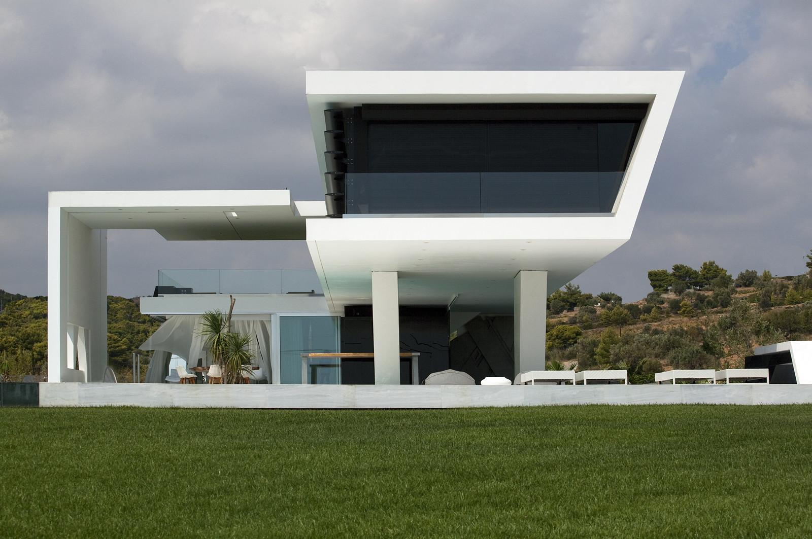 Modern Cabinet Sailing Hill Residence 314